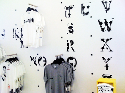 Colette x Gap Pop-Up Store NYC