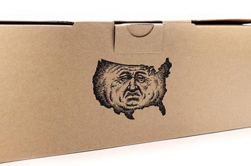 R. Crumb x Vans Vault Authentic One Piece LX - Box