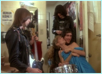 The Ramones - Rock N' Roll High School