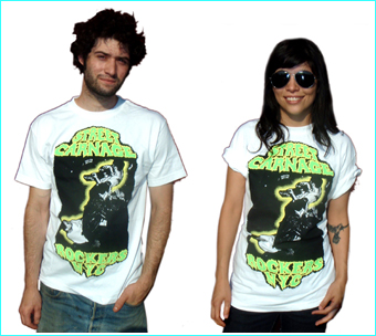 Street Carnage T Shirts by Rockers NYC