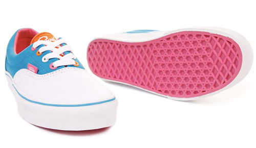 Skate Shoes - Vans Era x Dutch Skate Artist Parra