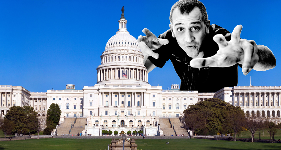 The Dwarves - Blag Dahlia's Guide To The Government Shutdown