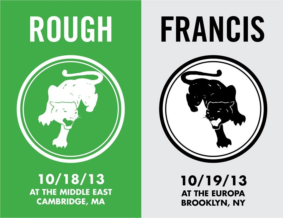 Rough Franics / Riot Style CMJ - Middle East - 2013