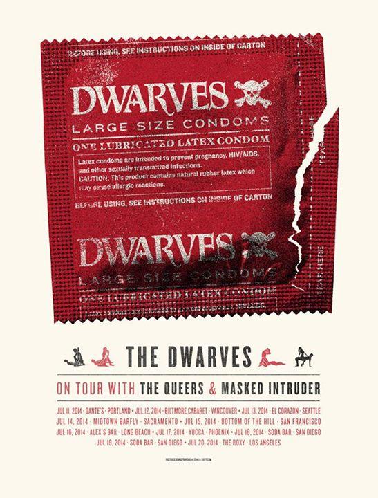 The Dwarves Masked Intruder 2014 Tour Dates