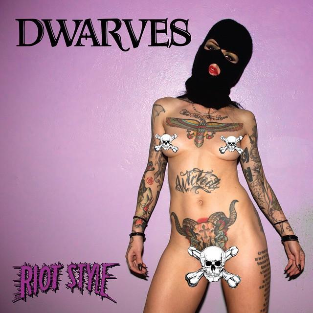 The Dwarves - Radio Free Dwarves Live LP